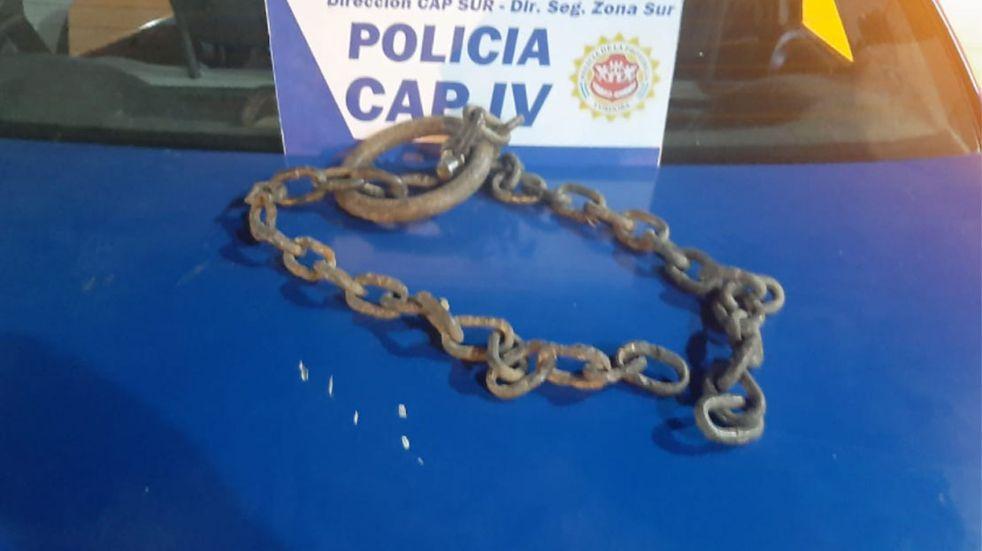 Córdoba y su violencia: recibieron a los policías a cadenazos