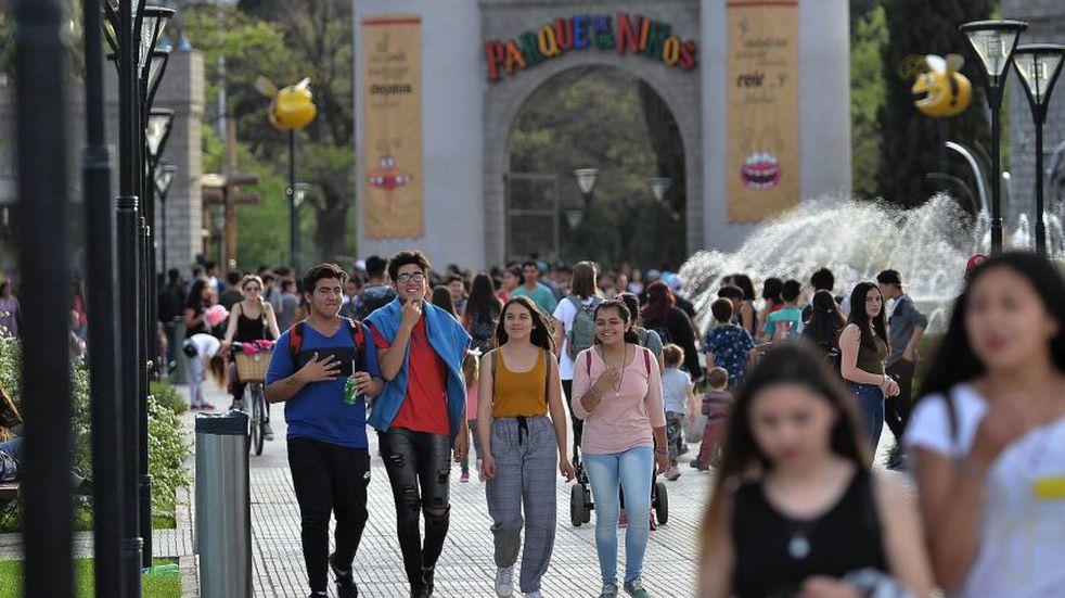 Regresa el festejo por el Día del Estudiante a San Rafael. Imagen de archivo.