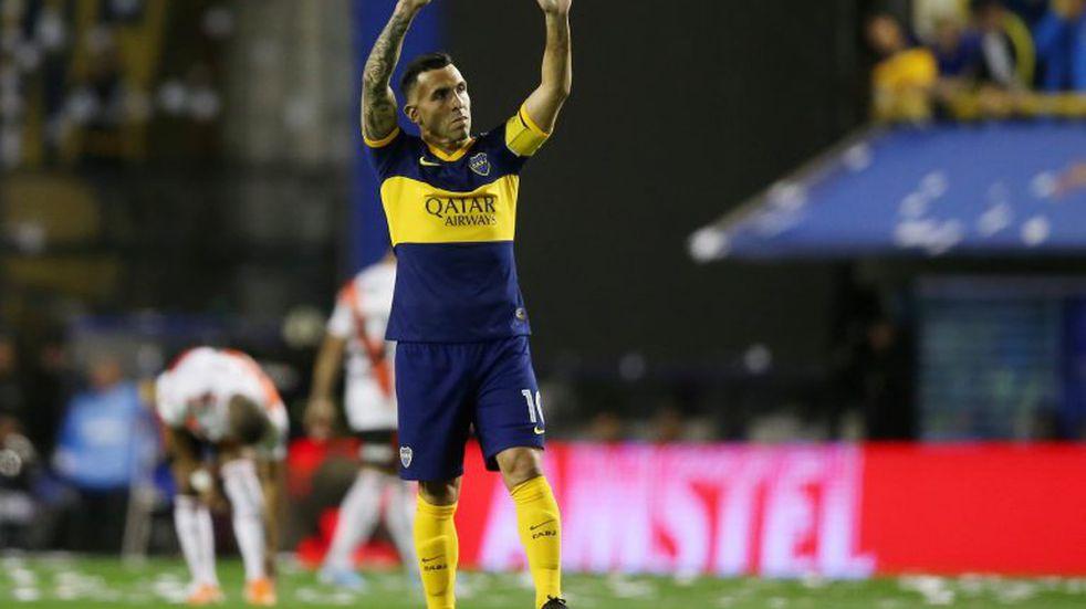 Peñarol de Montevideo pretende contratar a Carlos Tevez
