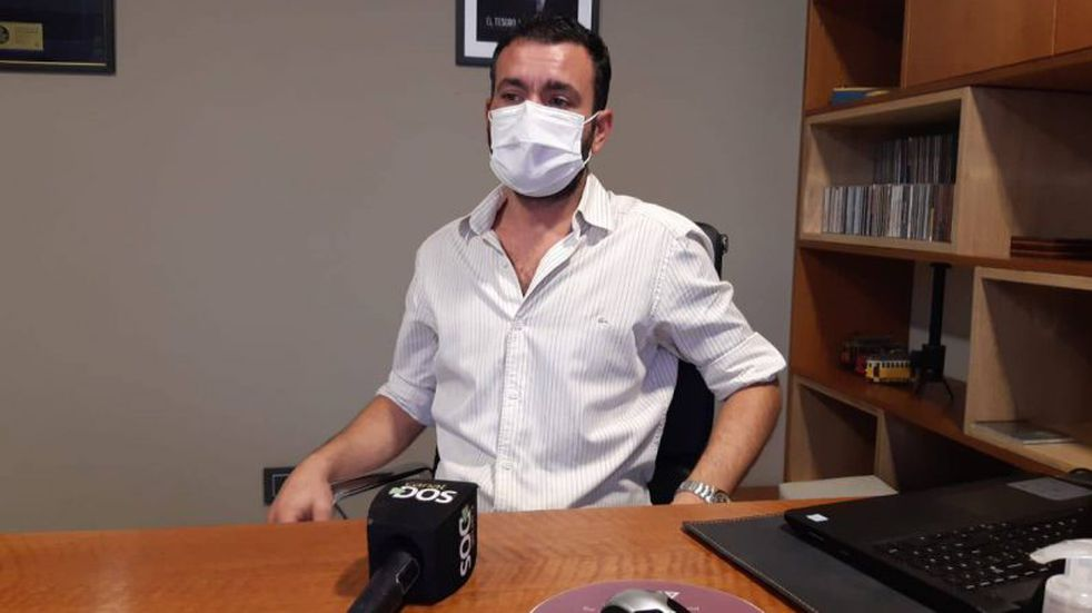 Renunció el director del Hospital de Ceres, pero sigue hasta que se la acepten
