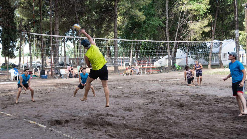 En General Alvear se disputará el Torneo Vendimia de Beach Volley