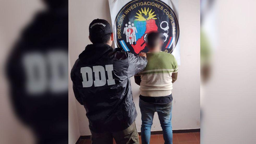 Un joven acusado de varios ilícitos terminó detenido en Posadas