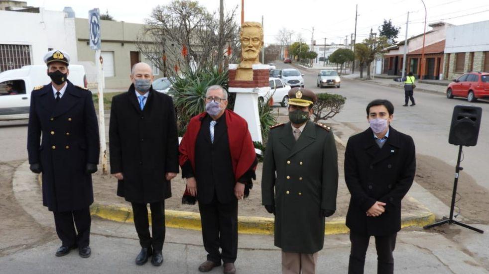 Se realizó el acto por el bicentenario del fallecimiento de Güemes