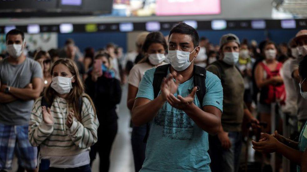 Argentinos desesperados en Río de Janeiro: hay 800 varados que no saben cómo volver