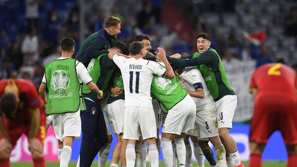 Cuándo se juegan las semifinales de la Eurocopa