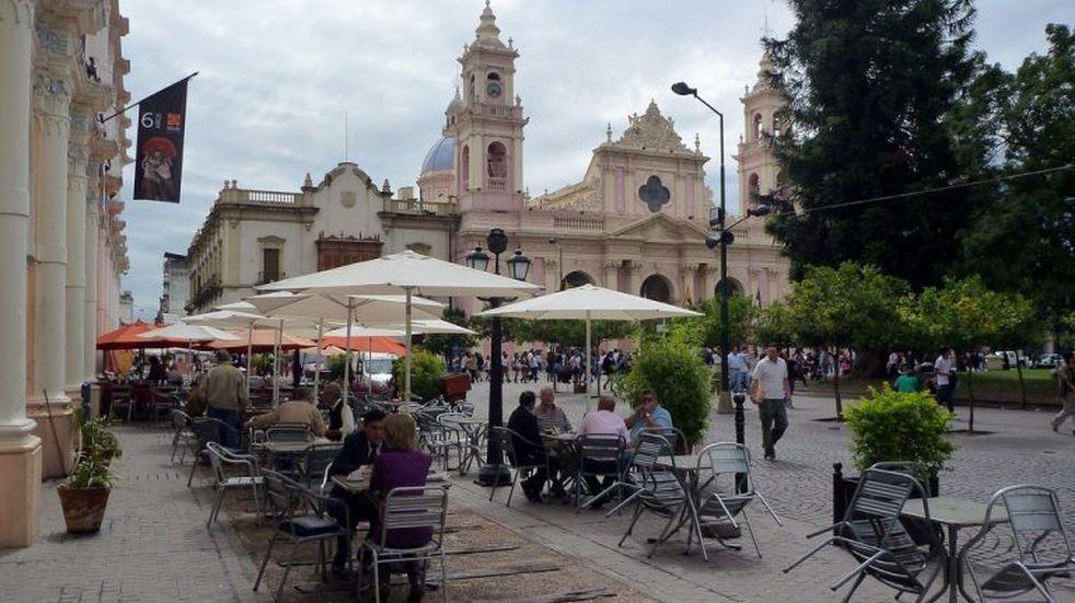 Será un martes con una máxima de 22° y pronóstico de lloviznas en Salta
