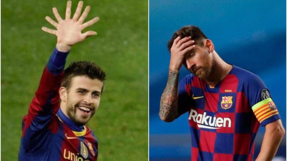 Los imperdibles memes tras la eliminación del Barcelona en la Champions League