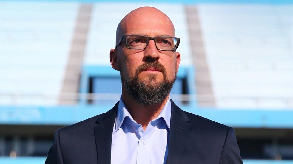 """Presentaron a Alejandro Orfila en Belgrano: """"Para mí cada pelota es la última"""""""