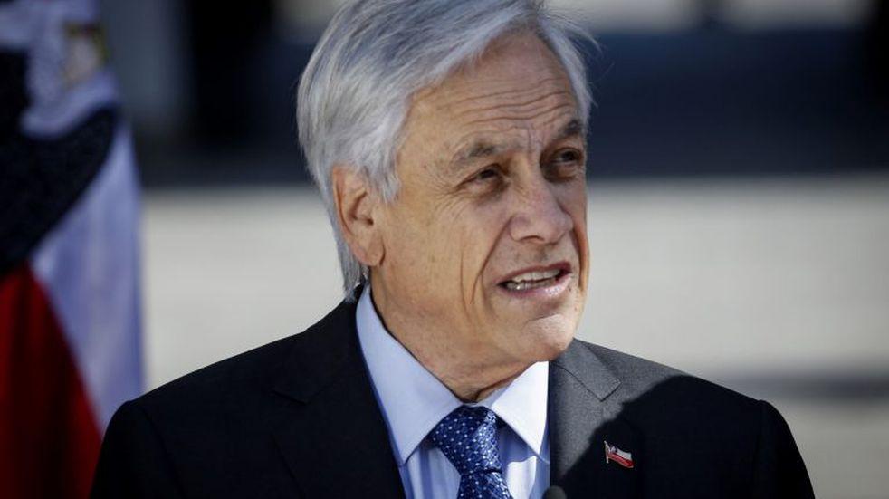 """Sebastián Piñera, tras la multitudinaria marcha en Chile: """"Todos hemos escuchado el mensaje"""""""