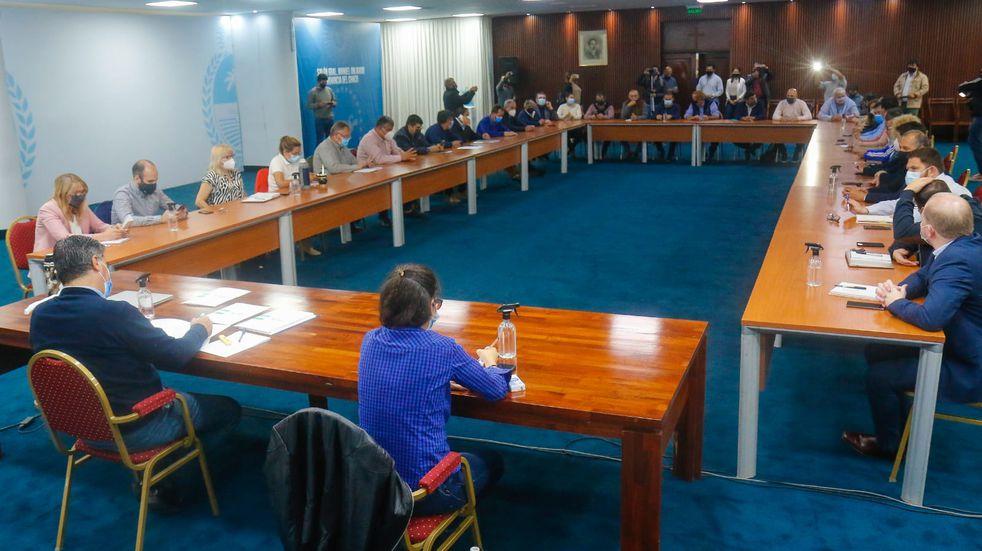 Capitanich tras las PASO: convocó a intendentes del PJ para analizar los resultados