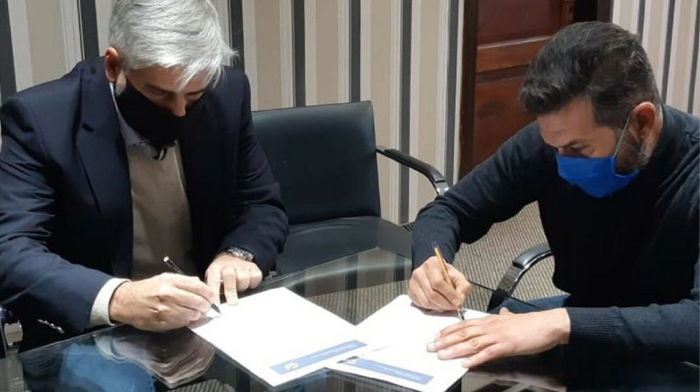 Municipio firma convenio Marco Colaborativo con Colegio de Arquitectos