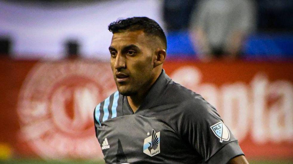 Wanchope Ábila y una noche de furia en la MLS: pocos minutos y expulsión
