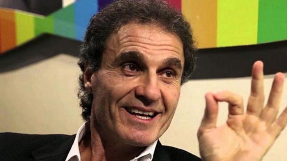 La insólita historia de Oscar Ruggeri en un crematorio que hizo llorar de risa a sus compañeros