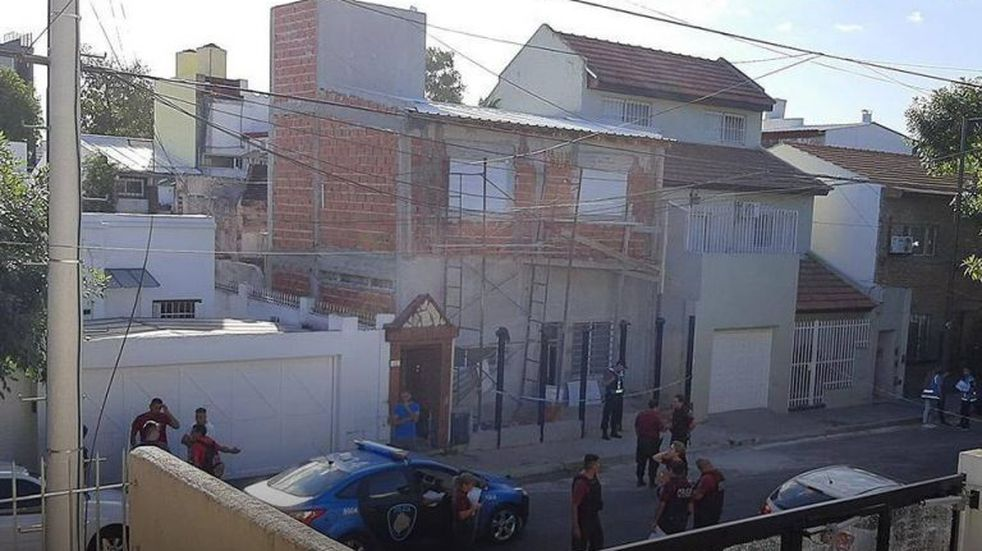 Mataron a un hombre de una puñalada durante una entradera en Saavedra
