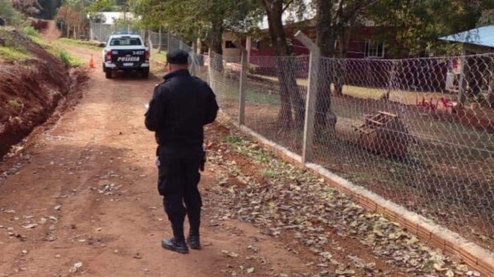 Homicidio en San Antonio: la víctima tenía una tobillera electrónica