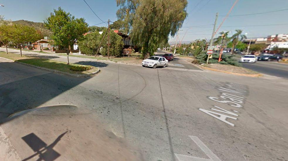 Se reparó el caño roto en Avenida San Martín, y los vecinos de Carlos Paz volvieron a tener agua