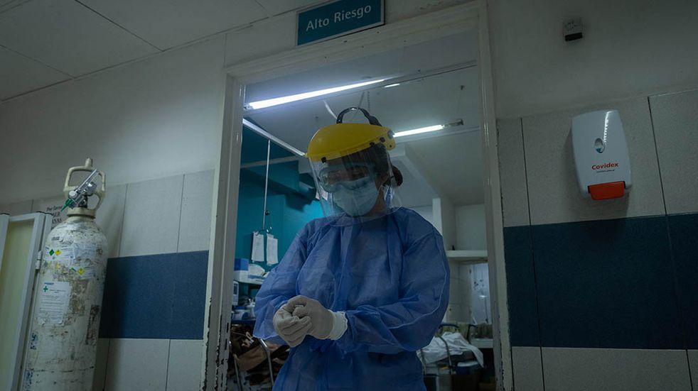Gualeguaychú reportó que superó los 11 mil casos de coronavirus