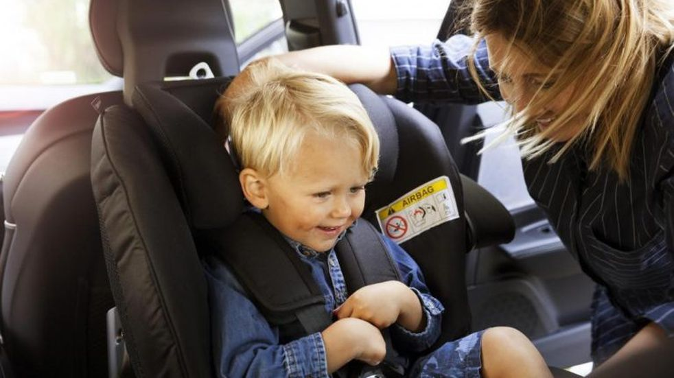 Campaña de prevención de accidentes viales de menores