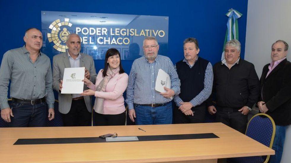 El Poder Legislativo adjudicó la construcción de su edificio