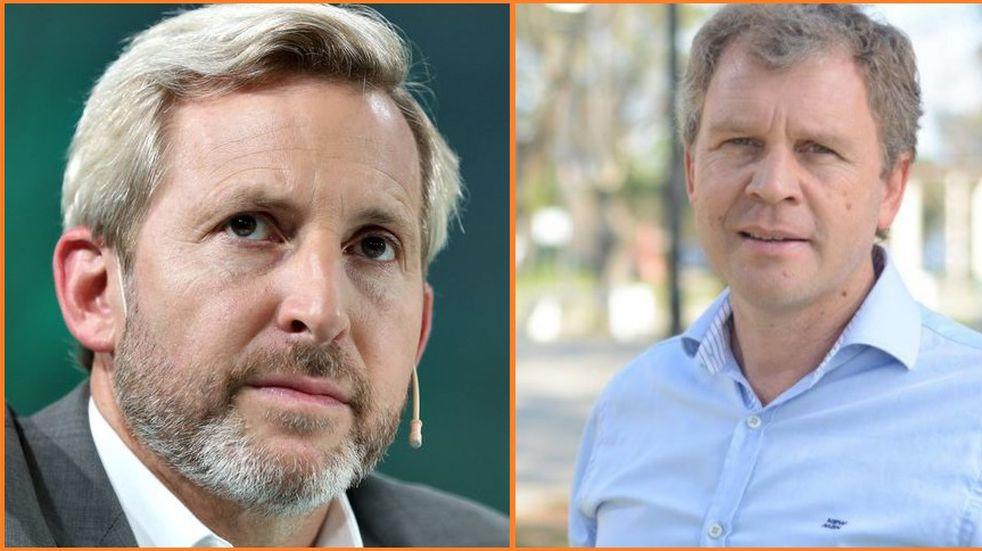 Pedro Galimberti y Rogelio Frigerio presentaron sus listas para competir en la interna de Juntos por Entre Ríos