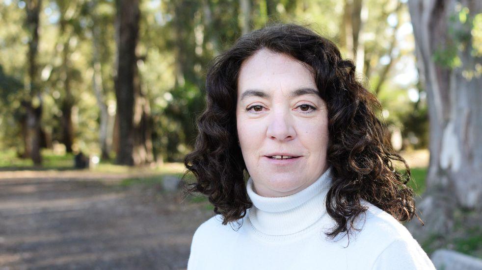 Paola Salerno, precandidata a Concejal por el Frente de Todos