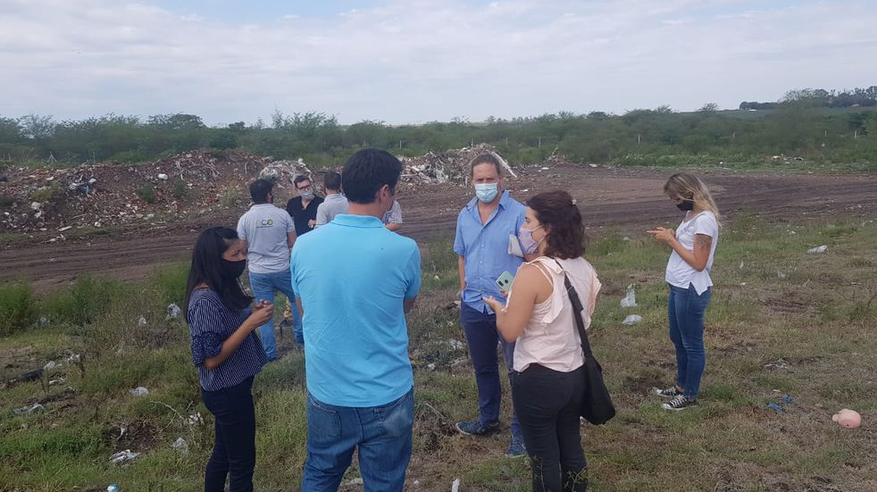 Avanza el proyecto de construcción de Biogás en Gualeguaychú
