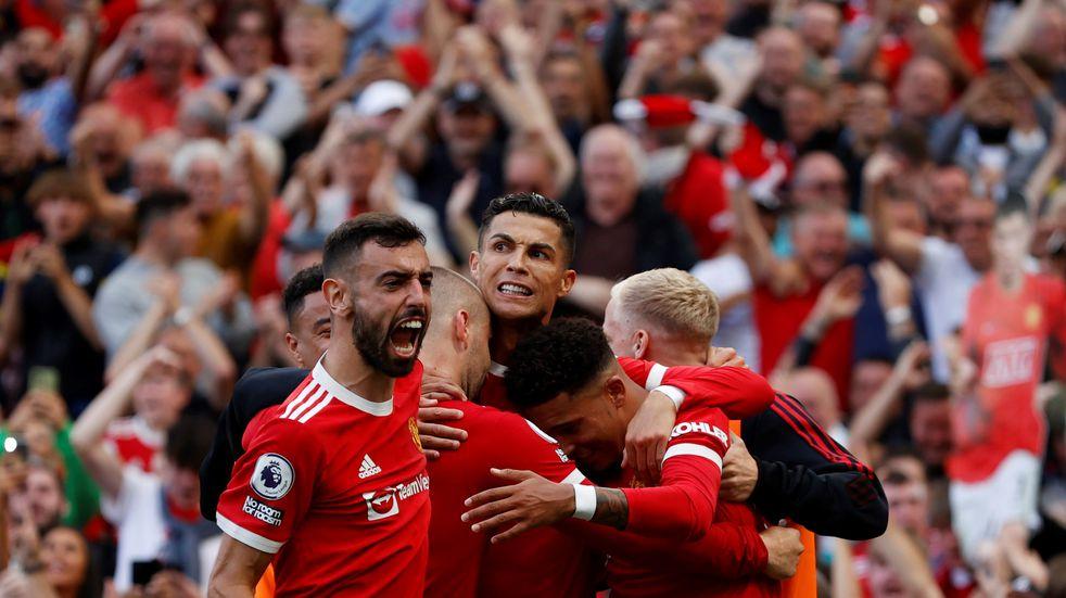 Sin Liga Profesional, las mejores fotos del fútbol europeo del sábado