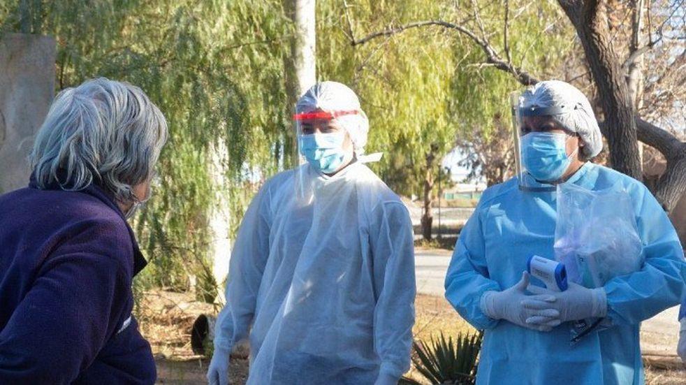 Coronavirus en San Juan: informaron 142 casos nuevos y 4 fallecimientos