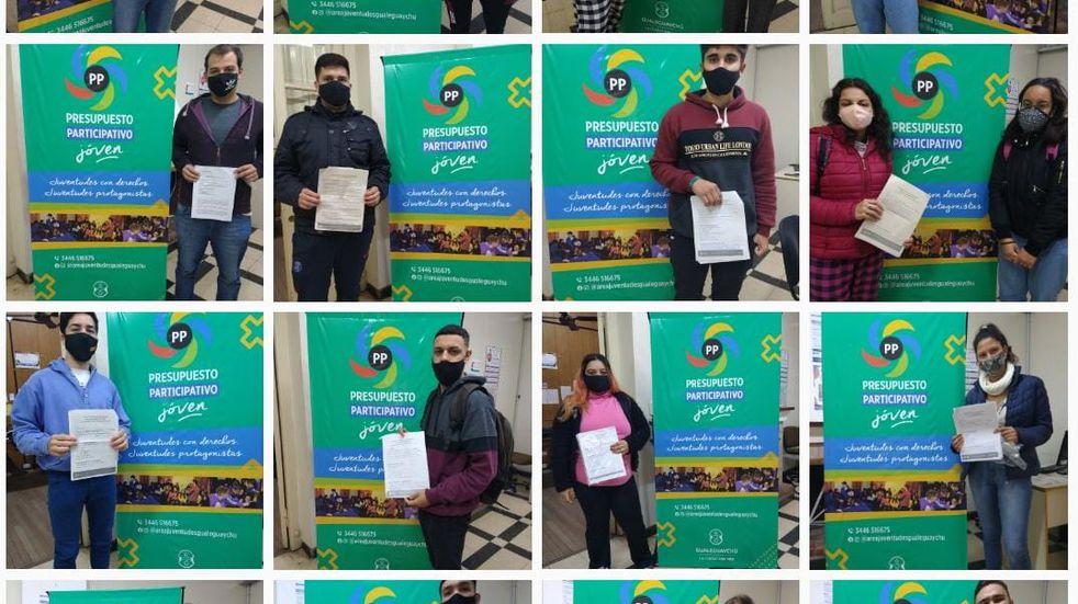 PPJ: cuarenta y siete organizaciones integradas por jóvenes participan de la edición