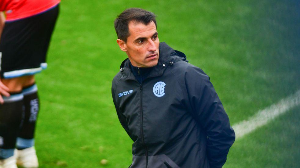 Belgrano presenta sus refuerzos ¿juegan el domingo?