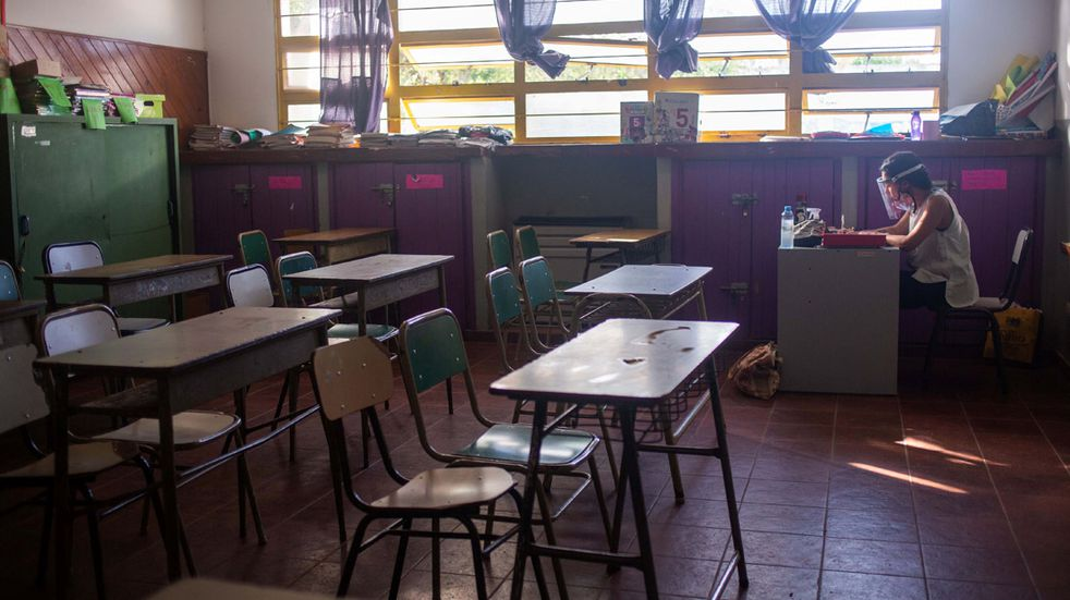 Bahía: el Municipio testeó a 191 docentes