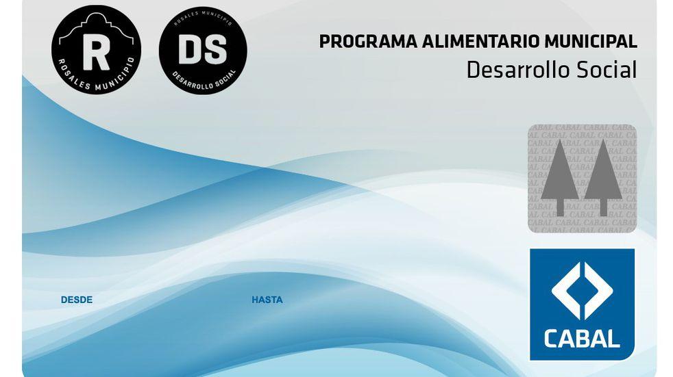 Punta Alta: reprograman la entrega de las tarjetas del PAM