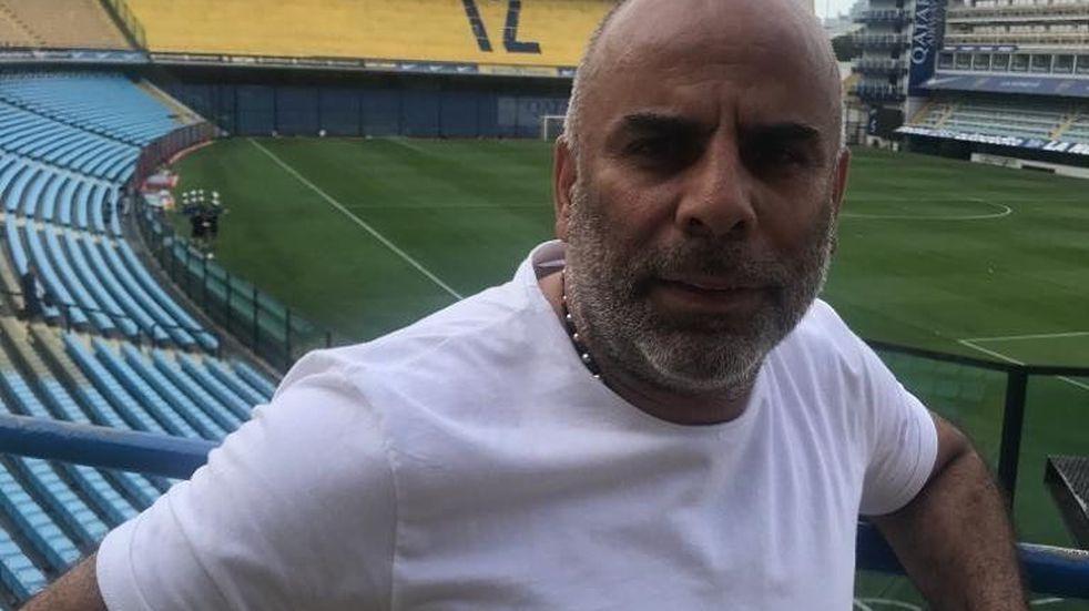"""""""Chicho"""" Serna habló de todo: elecciones en Boca, Alfaro y las finales con River"""