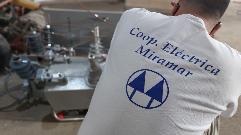 La Cooperativa Eléctrica de Miramar sigue invirtiendo en infraestructura