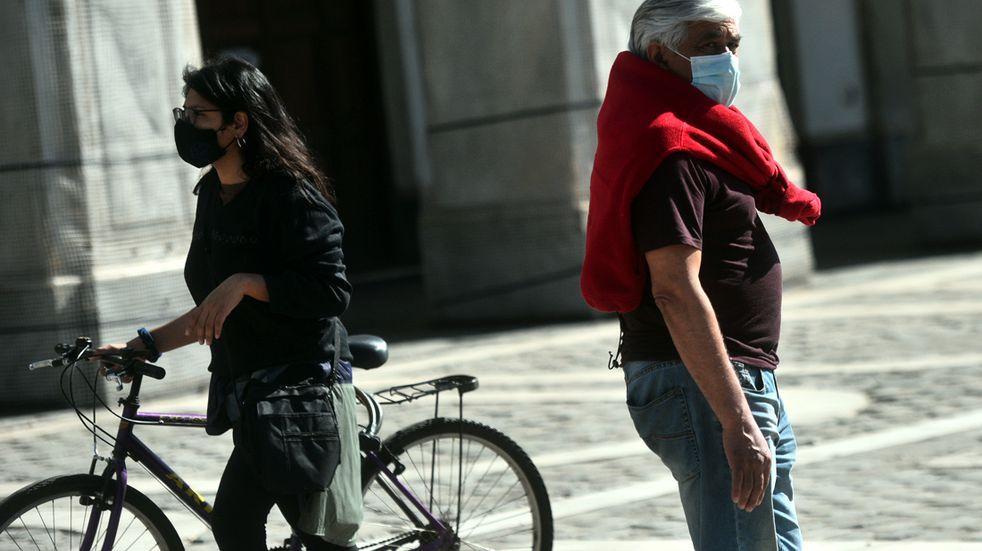calor en Córdoba. El pronóstico anticipa una máxima de 34 grados. (Pedro Castillo/ La Voz)