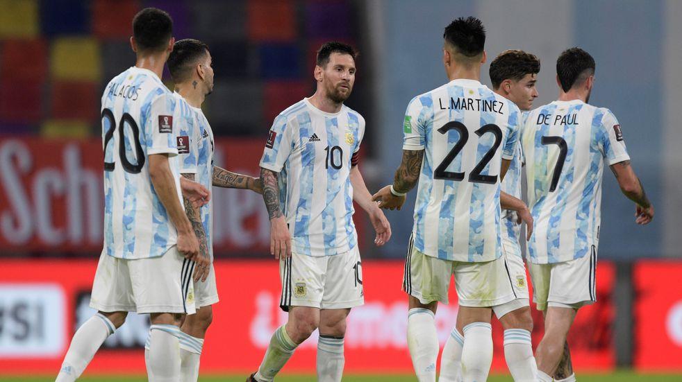 Eliminatorias Sudamericanas: cómo formaría la Selección Argentina contra Colombia
