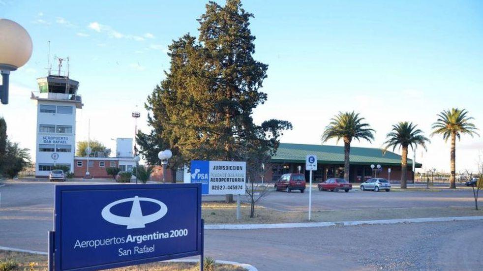 Aeropuerto San Rafael