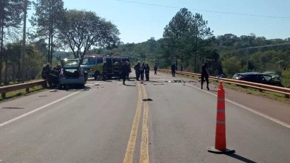 En las últimas horas, falleció el otro conductor que protagonizó el trágico accidente en Leandro N. Alem