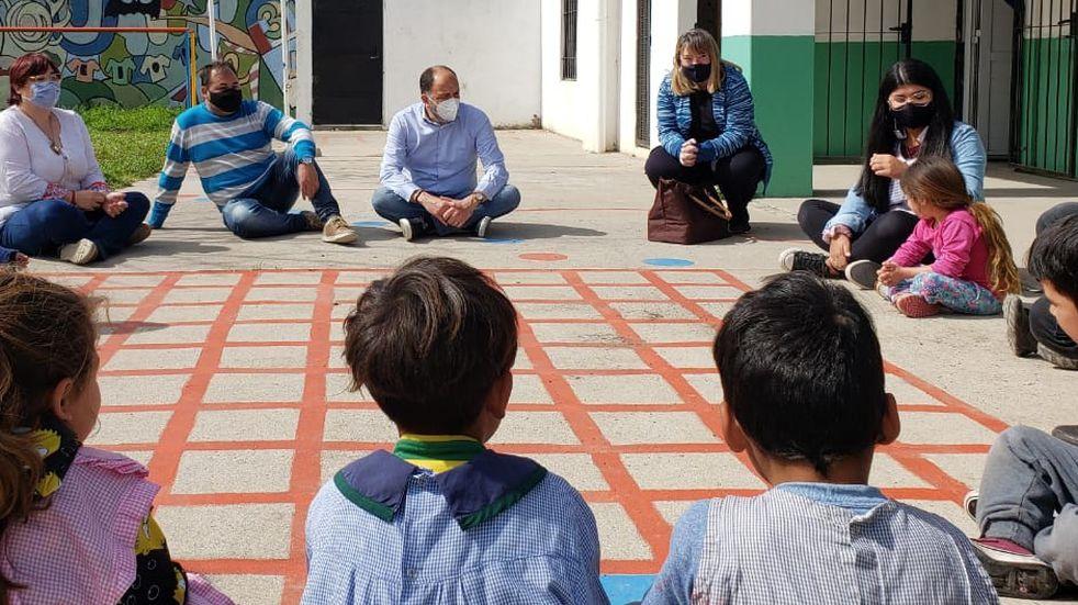 Avanza el Programa de Robótica Educativa del Frente de Todos