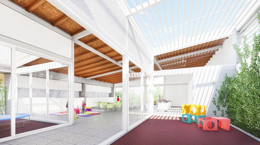 Tandil: el Municipio firmó un acuerdo con Nación para la construcción de un Centro de Desarrollo Infantil
