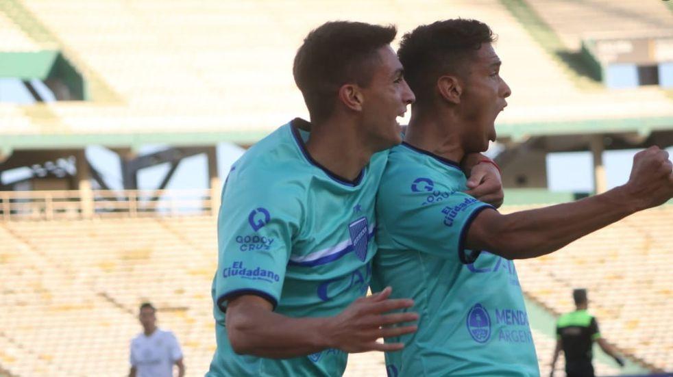 Godoy Cruz está intratable en las áreas rivales. Lleva convertido 12 goles en 4 partidos, desde que se hizo cargo el técnico Diego Flores.