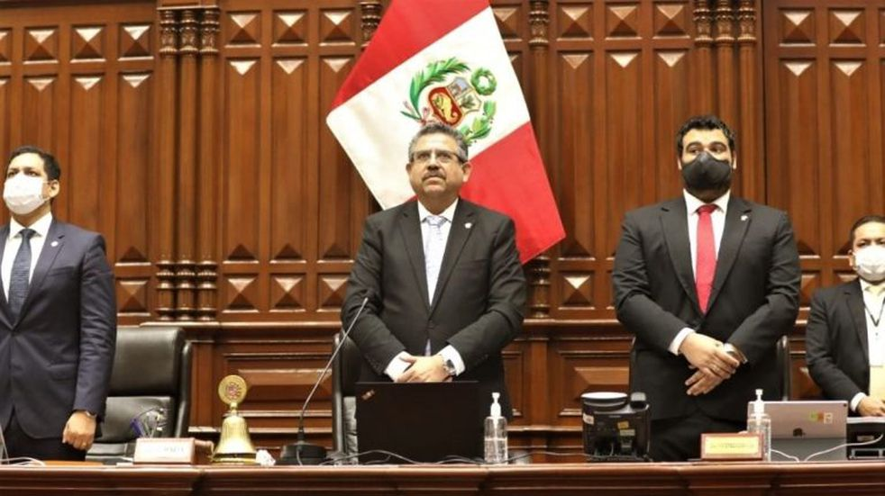 Manuel Merino, un ganadero de 59 años, es el nuevo presidente de Perú tras la destitución de Vizcarra