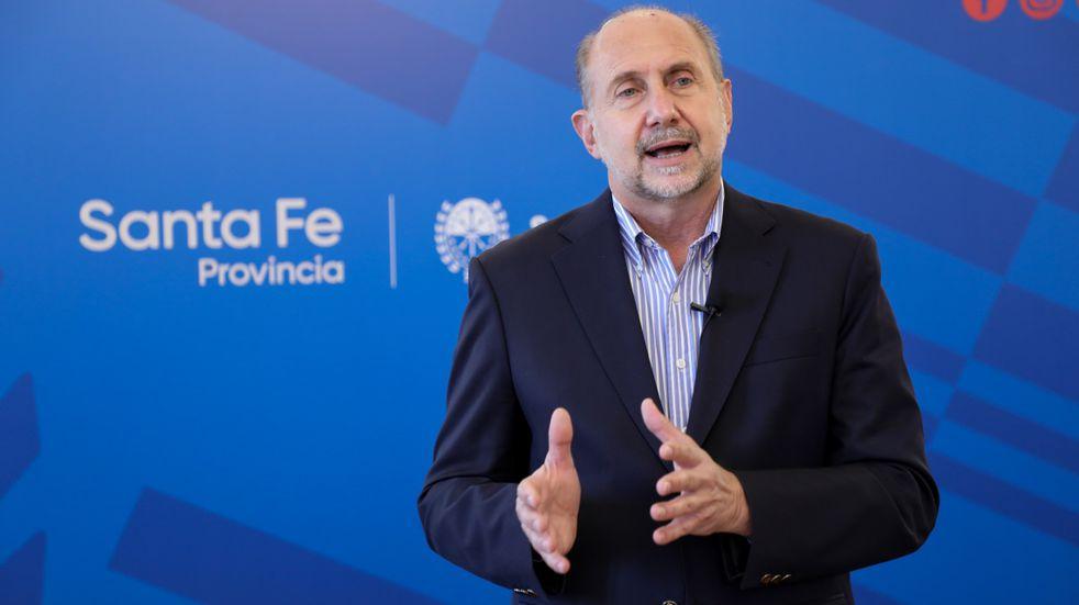 Restricciones en Santa Fe: Perotti detalló cómo funcionará cada sector desde el lunes