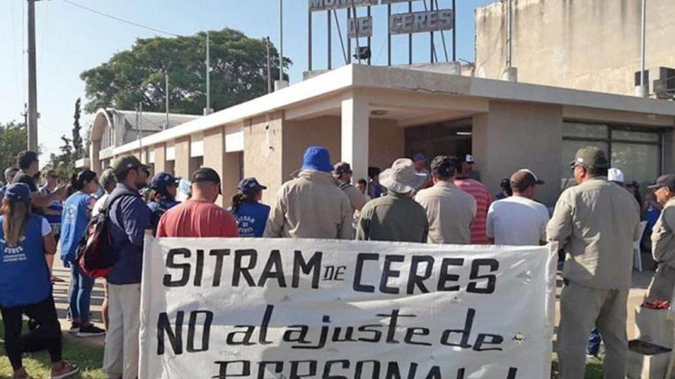 El Concejo Municipal de Ceres acató la conciliación obligatoria