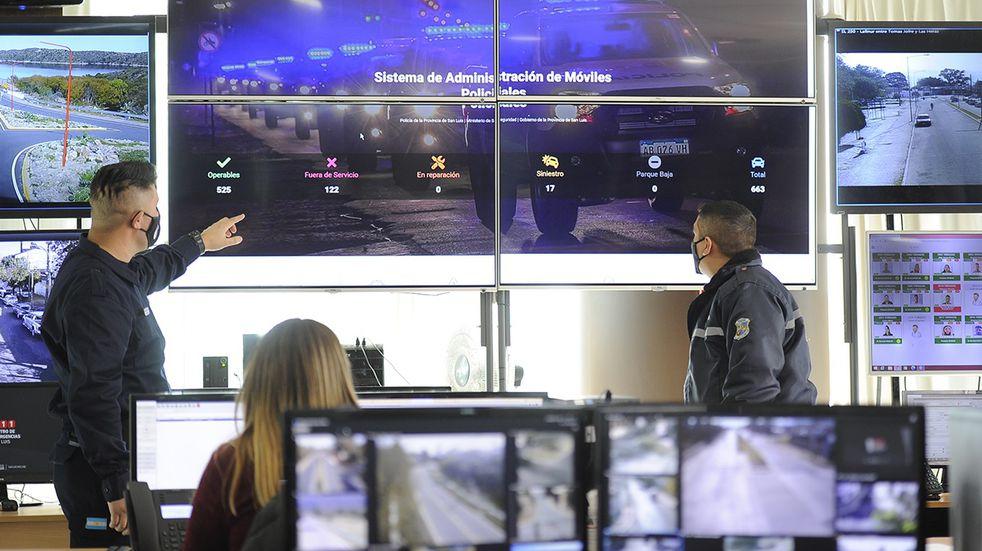 Presentan software para controlar los vehículos policiales