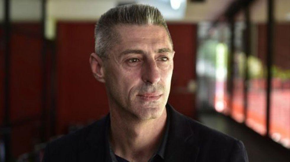 El vicepresidente de Newell's, Cristian D'Amico, negó vínculos con la barra