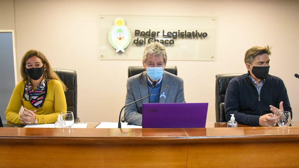 Ley Yolanda: la legislatura chaqueña arrancó con las capacitaciones