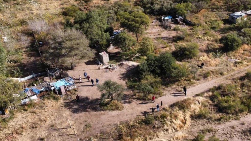 Búsqueda de Guadalupe: operativos en Potrero de Los Funes y la zona sur de la Ciudad