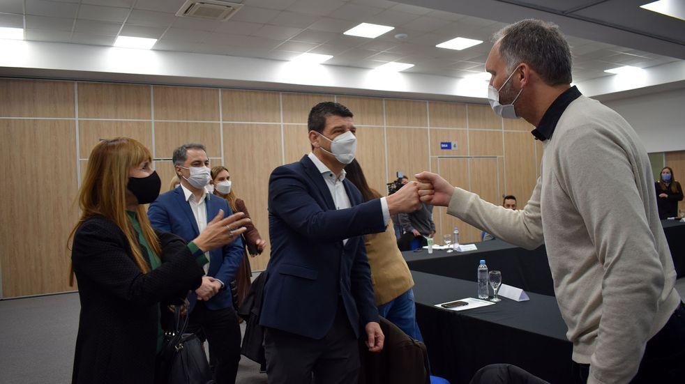"""Autoridades nacionales en Entre Ríos: """"hay una preocupación especial por las nuevas variantes de coronavirus que puedan ingresar al país"""""""