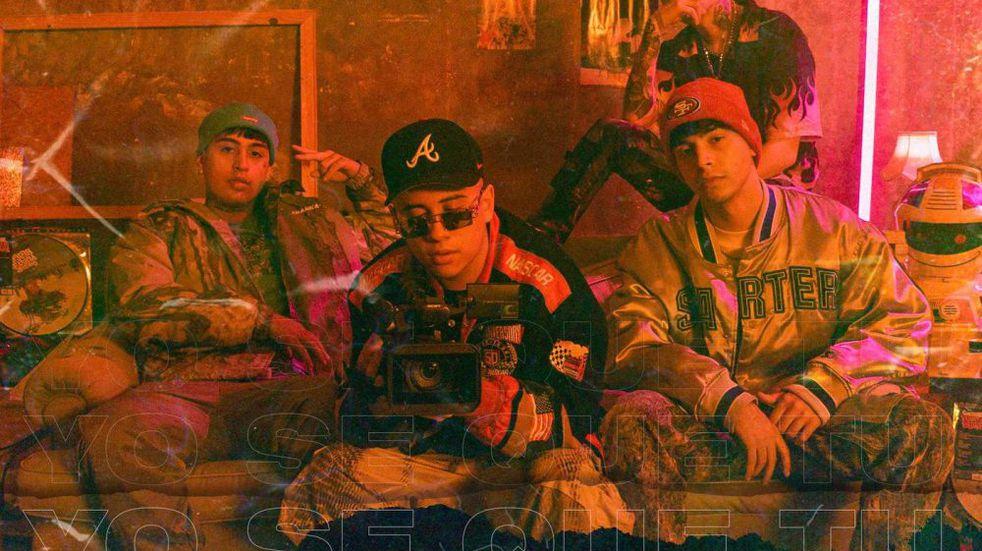 "Lit Killah, Rusher King, Tiago PZK y FMK pasaron a ser la portada de ""Éxitos Argentina"""